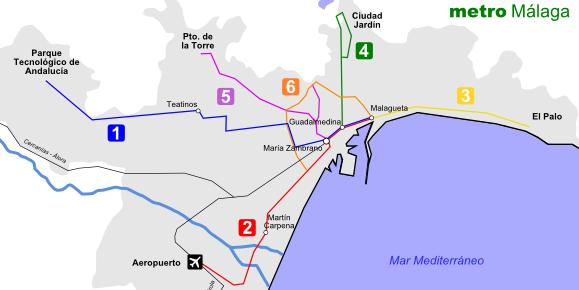 MetroMálagaProject