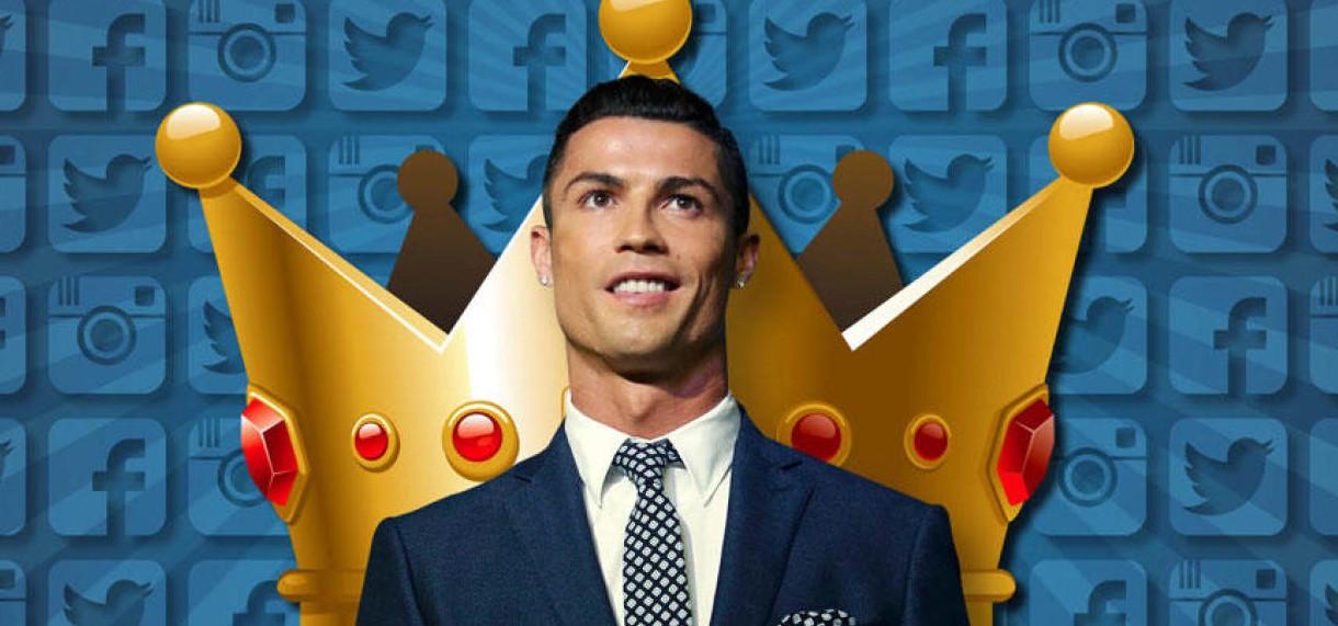 asi-se-ha-convertido-cristiano-ronaldo-en-el-rey-de-las-redes-sociales