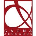 Logo Gaona Abogados
