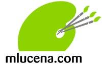 Logo Imprenta MLucena
